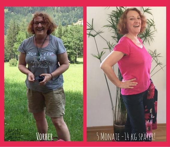 Sigrid - Minus 14 kg in 5 Monaten!
