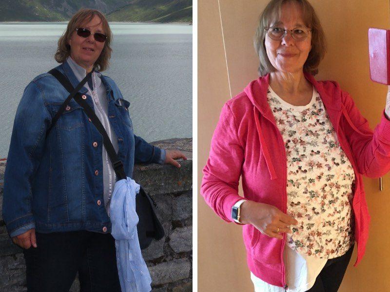 Ulrike: minus 14 kg ohne Verzicht